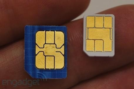New smaller SIM format becomes standardized