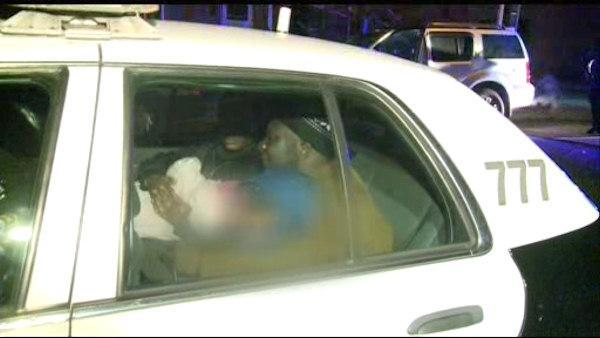 Vehicle carjacked in Newark with two children inside