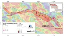 Riverside Prepares for Fall Drill Program at the Cuarentas Project and Samples 9.1 g/t Gold over 3.4 m