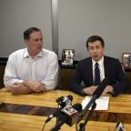 Buttigieg goes home to South Bend after man killed by police