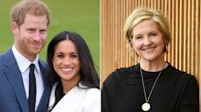 Meghan Markle and Prince Harry Say They 'Absolutely Adore' Self-Help Guru Brené Brown