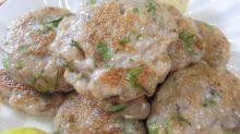 【食譜】泰式魚餅