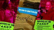 Gun debate roils U.S.