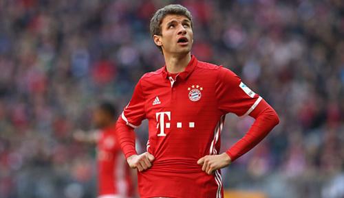 """Bundesliga: Müller: """"Haben Gefühl der Unbesiegbarkeit"""""""