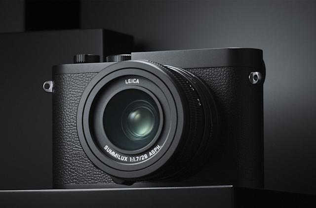 Leica's latest Q2 camera only shoots in black-and-white