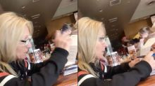 Woman says she wants 'the whole freaking nation to be white' in racist rant caught on video