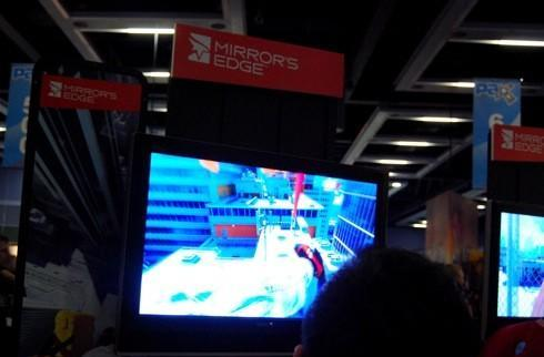 PAX 2008 hands-on: Mirror's Edge, even edgier with an audience