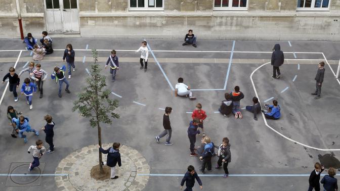Ile-de-France : une ONG s'inquiète de la pollution chimique de crèches et écoles