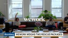 SoftBank Said to Plan $5 Billion Rescue of WeWork