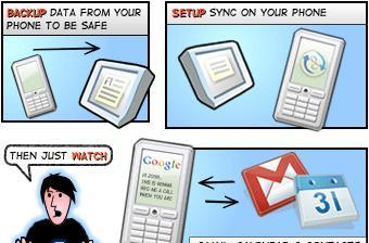 Google adds support for push Gmail via Exchange ActiveSync
