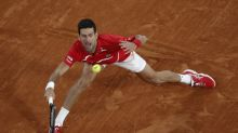 No. 1 Djokovic escapes in 5, will face No. 2 Nadal in final