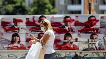 Virus-hit North Macedonia votes as EU talks loom