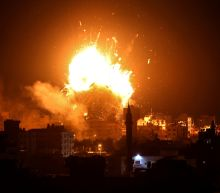 Israeli air strike destroys Hamas TV building in Gaza: AFP