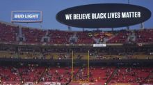 The boos at the NFL opener show what many in white America think of equality
