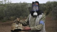 Russia vows to veto sanctions on Syria over chemical weapons