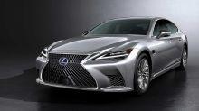 Lexus LS 2021, una puesta al día con más tecnología y comodidad