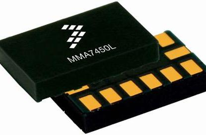 Freescale unveils uber-thin 3-axis accelerometer