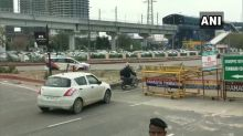 Delhi residents breathe a sigh of relief after UP Police reopens Delhi-Noida road