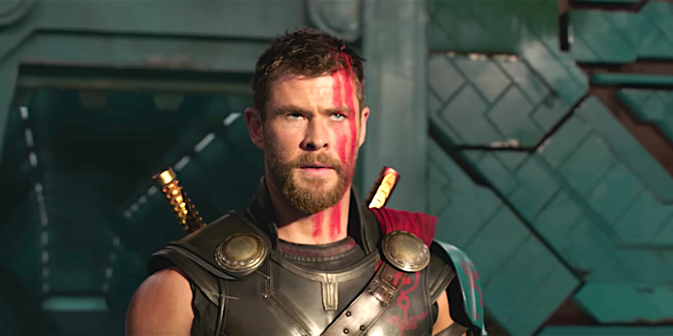 the best parts of the new thor trailer have nothing to do