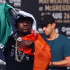 Floyd Mayweather is reportedly considering a pre-fight move to troll Conor McGregor