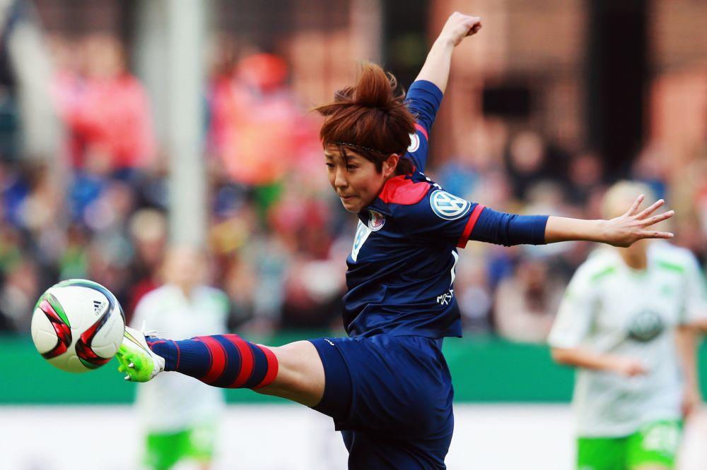 Frauenfußball: Turbine Potsdam auf dem Weg zur Meisterschaft