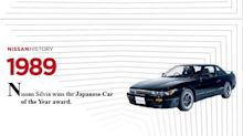 INFOGRAPHIC: History of Nissan