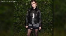 Kristen Stewart: Gewagtes Biker-Outfit auf dem roten Teppich