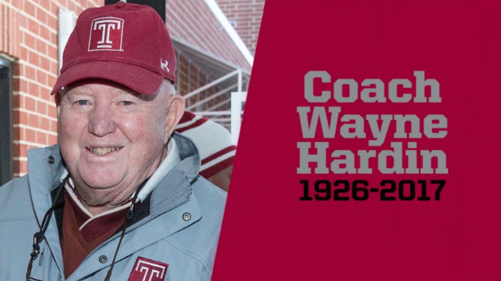 Wayne Hardin, former Temple, Navy football coach, dies at 91
