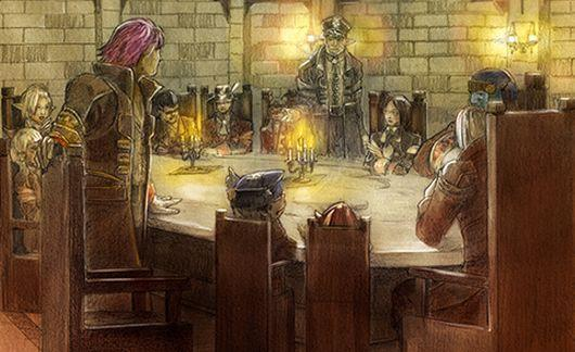 Final Fantasy XI gives more details on Adoulin for those who seek it
