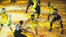 Oregon basketball edges out a narrow 67-64 victory over the Utah Utes at home