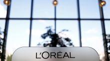 Blue hair hues signal bold make-up revival for new L'Oreal boss