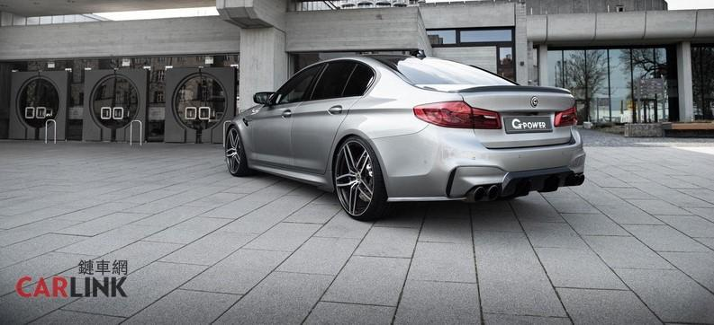 BMW F90 M5極速366km/h達成!