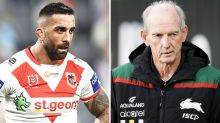'Wake-up call': NRL heavyweights stood down over virus breaches
