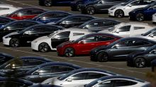 Tesla stock rockets higher as quarterly sales crush expectations