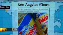 Headlines: Judge rules Hostess can shut down
