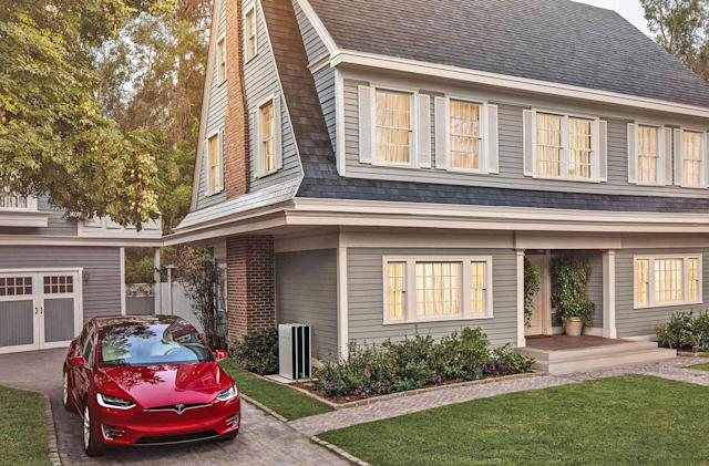 Tesla's Solar Roof is available for pre-order