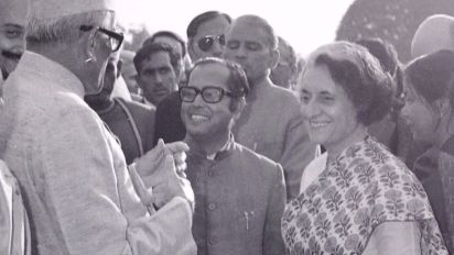 To Indira Gandhi on Her 100th B'day: Tributes Pour in on Twitter