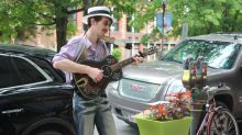 Fredericton considers paying buskers to perform downtown
