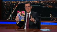 Stephen Colbert slams People magazine for naming Blake Shelton 'Sexiest Man Alive'