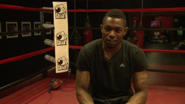 West Haven Boxer Remembers Mother`s Murder