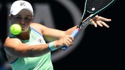 Barty to end year-long absence in Adelaide