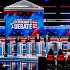 Democratic Candidates Grilled On Impeachment At Start Of Debate