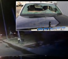Police Ride Along Turns Violent as Suspect Fires on Officer: 'He Has as Gun!'