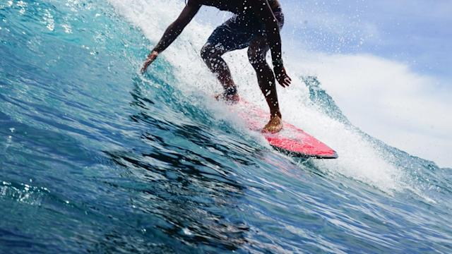 Surfline's Apple Watch app will record your next big wave ride