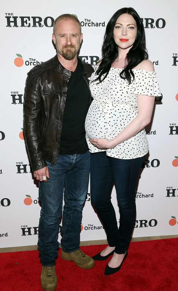 Ben Foster and Laura Prepon are going to be first-time parents. (Photo: J. Countess/Getty Images)