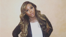 Serena Williams's postpartum hair makeover is a grand slam