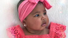 Khloé Kardashian's five-month-old baby is already the target of racist trolls