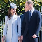 William, Kate, and Harry Reunited to Attend Easter Service and Celebrate the Queen's Birthday