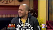 Coffee With: Glover Teixeira