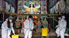 India begins selecting people for priority coronavirus vaccines